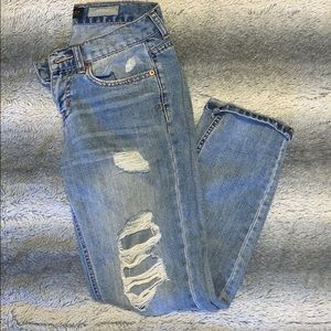 Denim - Size 2 boyfriend jeans